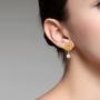 earring model4_鸳鸯黄金b